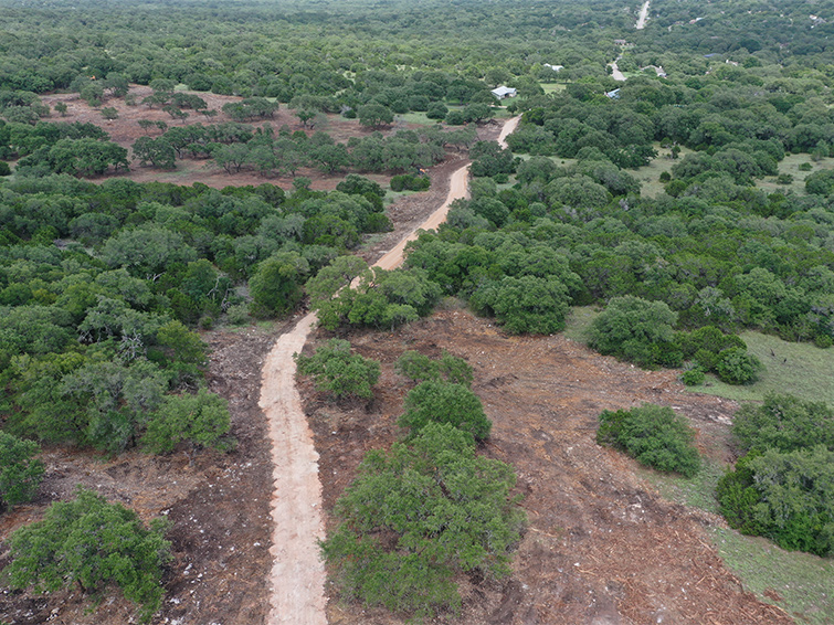 texan land clearing experts